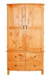 Nová dřevěná skříň