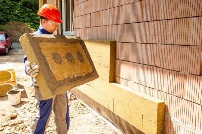 Zateplování obálky budovy