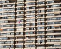 Bytový dům vyžadující revitalizaci