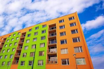 Revitalizovaný bytový dům