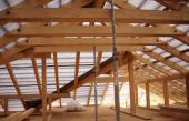 Realizovaný krov