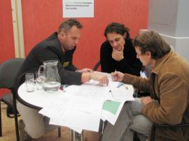 Fotografie z loňského ročníku veletrhu FOR PASIV - poradenství