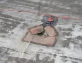 Nevhodná oprava střešní vpusti