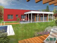 Typový bungalov Adéla 1.01
