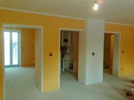 Vymalovaný byt