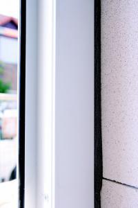 Usazené okno