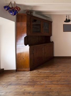 Dubová dřevěná podlaha