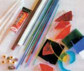 Materiál potřebný pro fusing
