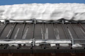 Tyčové sněhové zachytávače