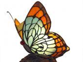 Tiffany motýl - lampa