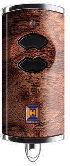 Ovladač HS 2 BS - vzhled světlého kořenového dřeva