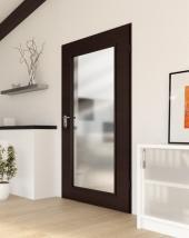 Vnitřní dveře ZK - dekor Melinga Dark