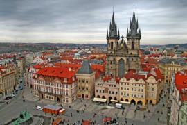 Historická centra měst jsou rájem pro tradiční klempířské řemeslo