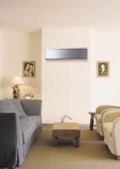 Nástěnná klimatizace v bytě