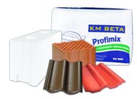 Výrobky KM BETA