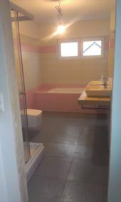 Interiér - koupelna