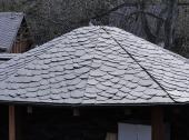 Střecha z břidlice