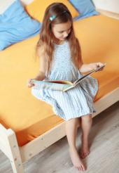 Matrace pro odrostlejší děti