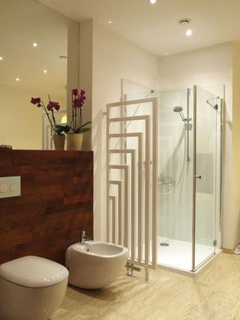 Plochá sprchová vanička
