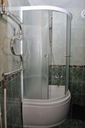 Hluboká sprchová vanička
