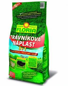 1 kg balení trávníkové náplasti 3 v 1