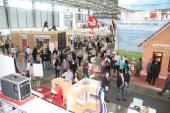 Fotografie z loňského ročníku Stavebních veletrhů Brno