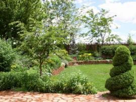 Rekonstruovaná zahrada