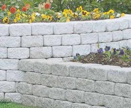Betonové opěrné zdi