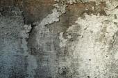 Vlhkostí poškozené zdivo