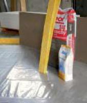 Produkty potřebné k položení suché podlahy