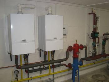 Závěsné plynové kondenzační kotle