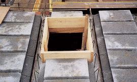 Betonová stropní konstrukce BSK