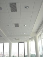 Kazetový stropní podhled