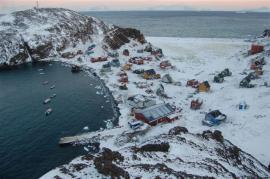 Osada Niaqornat v Grónsku