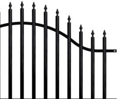 Kovový plot PILEG 1N