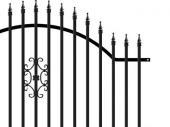 Kovový plot PILEG 14