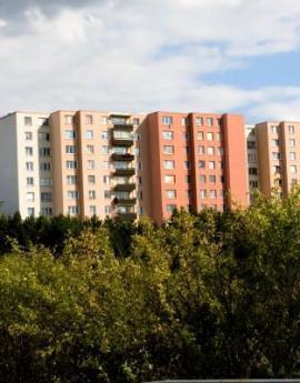 Rekonstruované panelové bytové domy