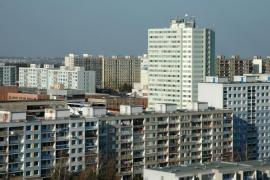 Panelové bytové domy - před i po rekonstrukci