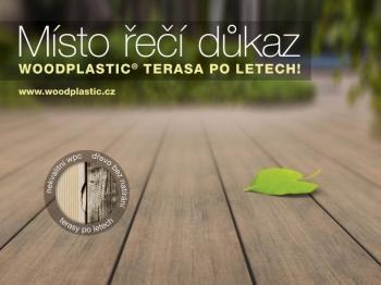 Woodplastic - místo řečí důkaz