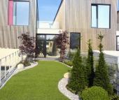 Řešení malé zahrady