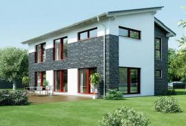 Moderní dům Exklusive AF 80 - 140 B V4