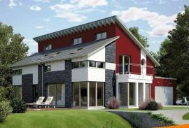 Moderní dům Exklusive FN 104 - 134 B V4