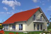 Klasický dům Rodina KLASIK F104-122