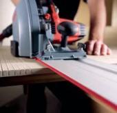 Nařezávání sádrokartonové desky pro ohýbané konstrukce