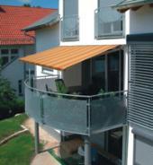 Balkónová markýza B3000
