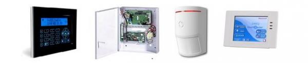 Alarm - Elektronické zabezpečení objektů
