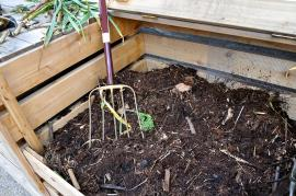 Kompost je základem dobré úrody