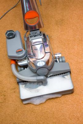 Mokré vysávání - čištění koberců a jiných ploch