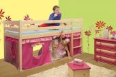 Řešení lůžek v dětském pokoji