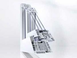 Okenní profil GENEO pro pasivní domy